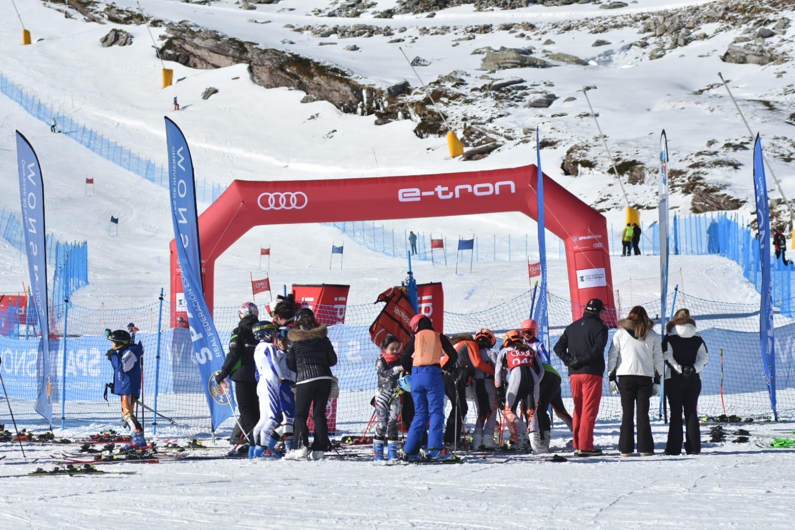 Audi Quatro Cup .Trofeo Avalancha