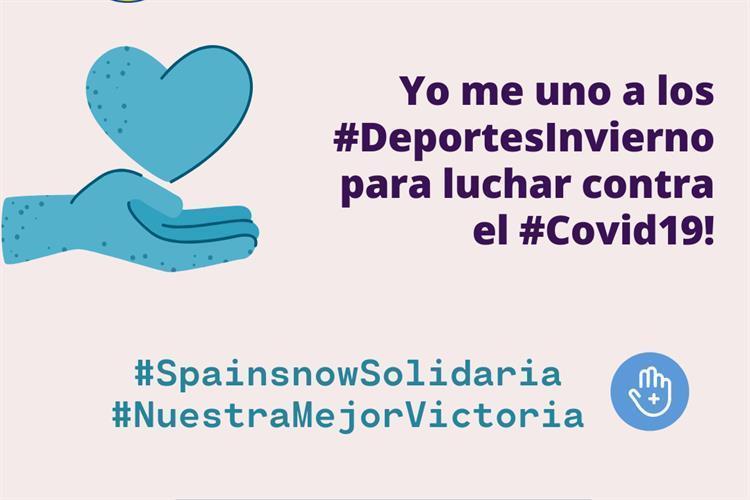 Únete a la lucha contra el #covid19